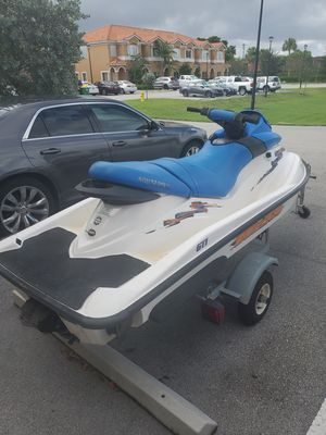 2004 Sea-Doo gti fresh water riden only for Sale in Fort Lauderdale, FL