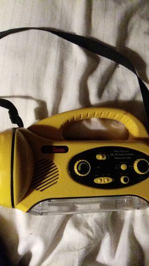 Waterproof.wilson weather radio for Sale in Benton Harbor, MI