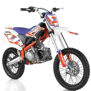 Apollo DBZ20 125cc Dirt Bike for Sale in Grand Prairie, TX