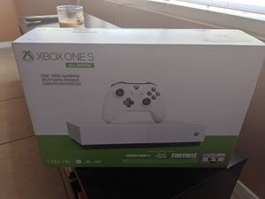 Xbox one s 1tb brand new sealed for Sale in Phoenix, AZ