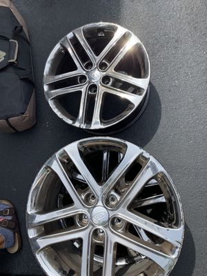 2013 KIA OPTIMA SXL CHROME RIMS for Sale in Tampa, FL