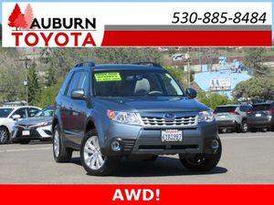 2013 Subaru Forester for Sale in Auburn, CA