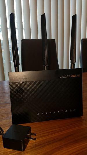 Asus AC1900 gigabit router for Sale in Vernon Hills, IL