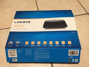 Linksys wireless N dual band WiFi router for Sale in Hollywood, FL
