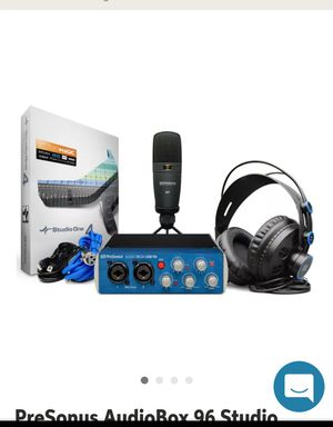 PreSonus audio 96 studio for Sale in Washington, DC