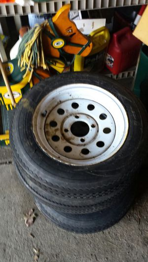 Trailer tires for Sale in Dallas Center, IA