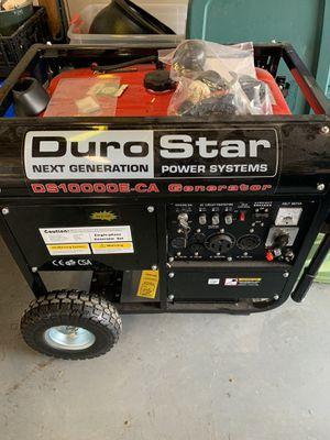 Brand New DuroStar Generator for Sale in Hendersonville, TN