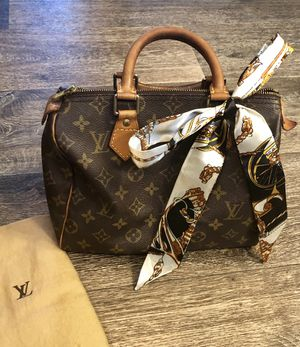Louis Vuitton Speedy 25 Authentic for Sale in Tyler, TX