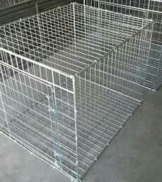 Metal Medium Dog Crate