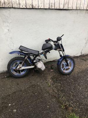Getto dirt bike for Sale in Tacoma, WA