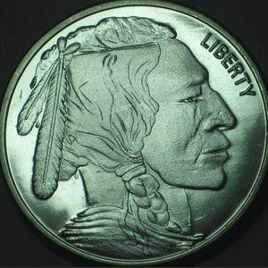 2012 INDIAN HEAD LIBERTY NICKEL BULLION ROUND .995 NICKEL 1 OZ for Sale in Marietta, GA