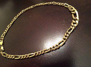 18k Italian pure gold chain for Sale in Falls Church, VA