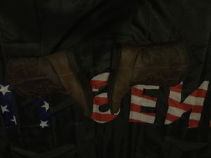 Cow boy boots size 5 youth for Sale in Brandon, FL