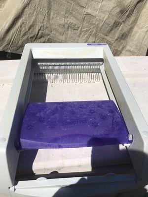 Scoop free litter box self cleaner for Sale in Belleair Beach, FL