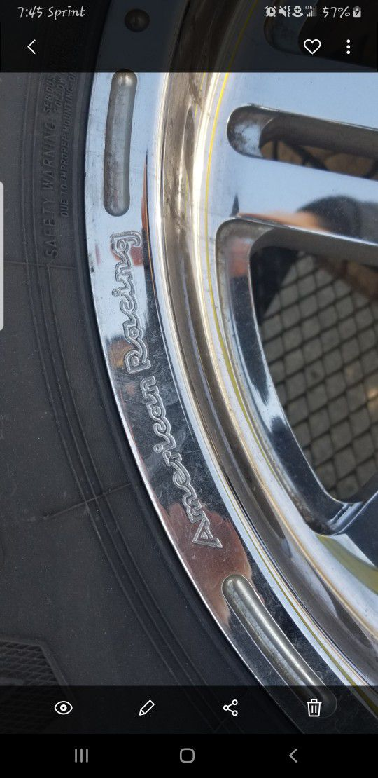 Awesome Tires looking for Awesome home