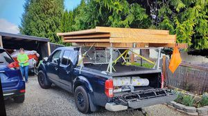 Diamondback Tonneau cover & toolbox for Sale in East Wenatchee, WA