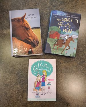 NEW 3 Tween Chapter Books for Sale in Andover, MN