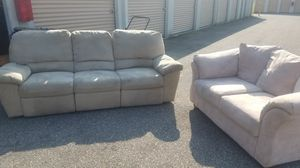 Couch and loveseat for Sale in Virginia Beach, VA
