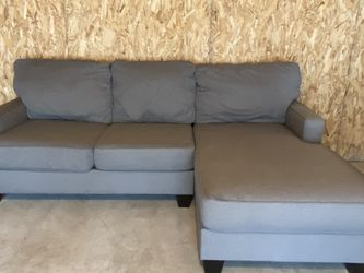 Modern Grey Sectional Couch | FREE DELIVERY for Sale in Lacey,  WA