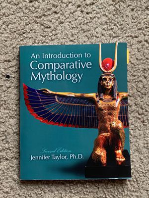 An Introduction to Comparative Mythology Second Edition- Jennifer Taylor for Sale in Orlando, FL
