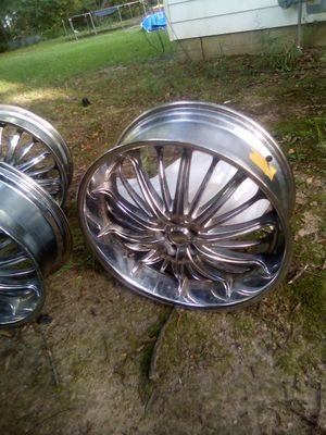 New 24inch crome rims for Sale in Fordyce, AR