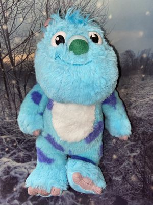"Disney Pixar Parks Babies Monsters Inc Sully Sullivan 12"" plush for Sale in Bellflower, CA"