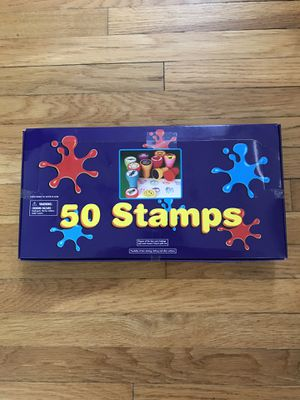 50 Self-Inking Stamps for Sale in Floral Park, NY