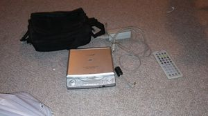 Initial portable dvd player for Sale in Englewood, CO
