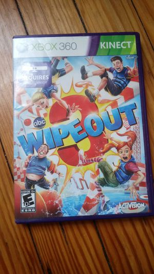 Xbox360 game(wipeout the game) for Sale in Baltimore, MD