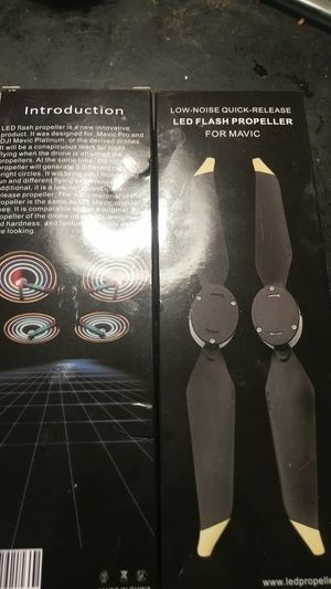 Maverick pro-drone LED blades for Sale in Knightdale, NC