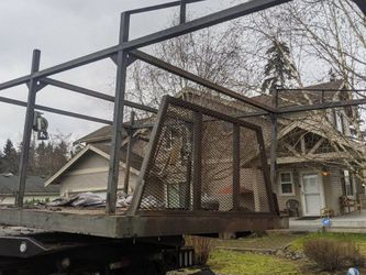 9 Foot Flatbed for Sale in Des Moines,  WA