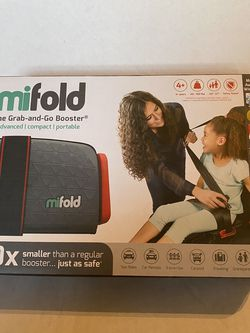Mifold The Grab -and -Go Booster for Sale in Pompano Beach,  FL