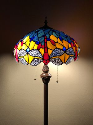Enjoy Tiffany Style Lamp for Sale in Ontario, CA
