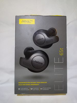 Jabra Elite Active 65t Bluetooth Wireless Earbuds for Sale in Fort Myers Beach, FL