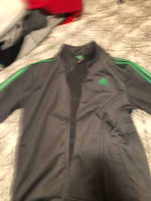 adidas jacket for Sale in Greensboro, NC