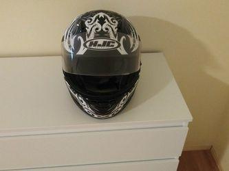 HJC Motorcycle Helmet Size XL for Sale in Riverdale,  GA