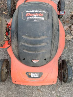 Electric lawn mower for Sale in Traverse City, MI