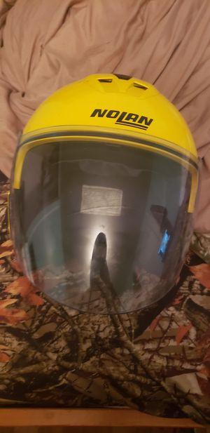Nolan motorcycle helmet for Sale in Cartersville, GA