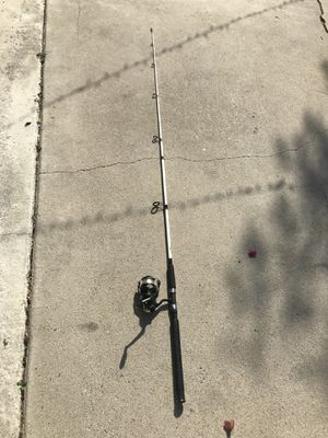 Shakespeare tiger spinning rod combo for Sale in Huntington Beach, CA