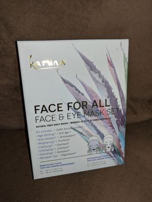 Face and eye masks for Sale in Edmonds, WA