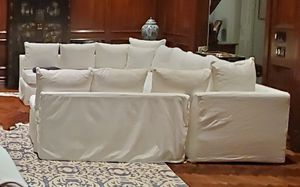 Restoration Hardware Sectional Modular 7 piece Couch Set Like New for Sale in Los Angeles, CA