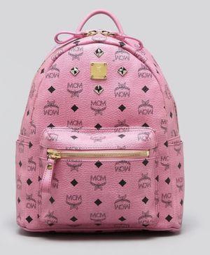 MCM pink book bag . for Sale in Philadelphia, PA