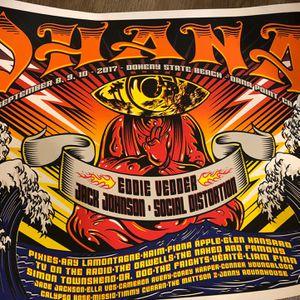 Ohana Festival Doheney Beach 2017 Concert Poster for Sale in Riverside, CA
