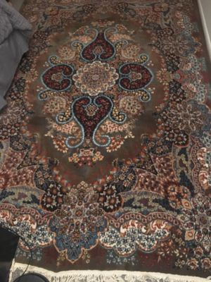 Colorful medium size carpet. 9x13 for Sale in Silver Spring, MD