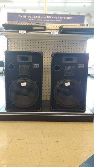 Pro Audio Studio Speaker Pair for Sale in Aurora, IL