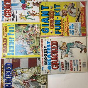 Vintage Cracked Magazines for Sale in Salem, OR