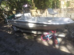 21 ft Promaster travis edition boat for Sale in Spring Hill, FL