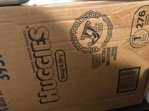 Diapers size 1 for Sale in La Mesa, CA