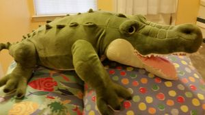 Crocodile stuffed animal for Sale in Frederick, MD
