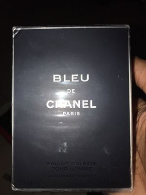 Blue De Chanel Paris perfume for Sale in Silver Spring, MD